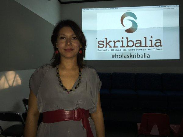 Se presenta Skribalia, Escuela Global de Escritores en Línea