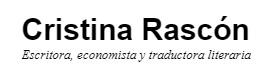 Cristina Rascón